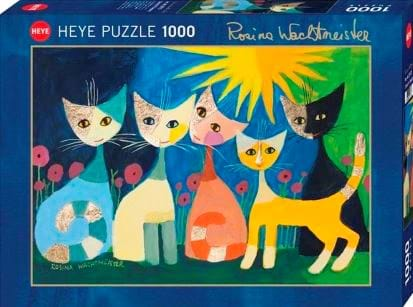 Puzzles 1000 Teile