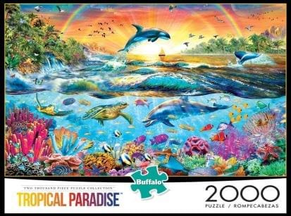 Puzzles 2000 Teile